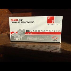 Other - Oligo DX cellulite Gel/Danielle Tweezers